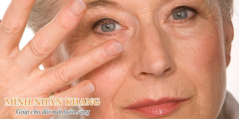 Alpha lipoic acid giúp bảo vệ đôi mắt tránh khỏi bệnh tật khi có tuổi